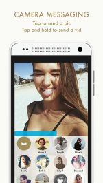 The Inventor Of Yo Has Simplified Snapchat With Its New Camera App Mirage (July 2014)