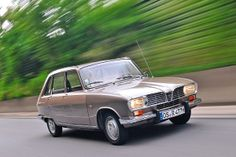 Renault 16 - the most comfortable car I've owned.