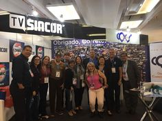 O presidente Jayme Torres e associados do CCS-RJ no XVII CONEC