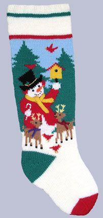 Elegant Heirlooms Christmas Stocking Kits: Googleheim Line.