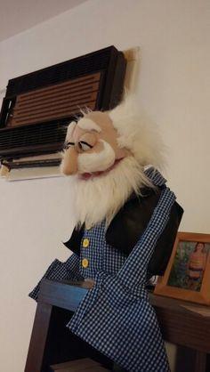 Muppet, puppet