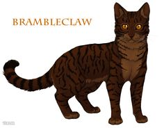 Brambleclaw by Vialir.deviantart.com on @DeviantArt