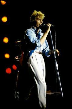 David bowie 1983 .