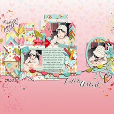 Tell Me About It by Little Green Frog Designs