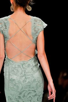 Ermanno Scervino at Milan Fashion Week Spring 2012  ♥✤ | Keep the Glamour | BeStayBeautiful