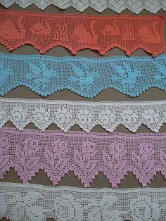 Ayşe Hanim'in El İşi Örnekleri: Dantel Ornekleri ( Crochet )