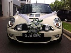 mini wedding cars - Google Search