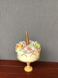 Unicorn cake mada by Me