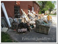 Butler's Antique... Hopkinsville Ky. Best junk shopping ever!!! There are aways treasures to be found here!