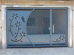 Iron Door Design, Door Gate Design, Gate Wall Design, Steel Gate Design, Entrance Gates Design, Gate Designs Modern, Front Gate Design, Door Glass Design