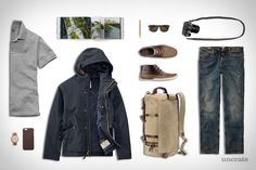 Garb: Elevated | Uncrate