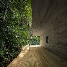 Jungle House, Guarujá, São Paulo, Brazil, by Studio MK27 was shortlisted for World Building of the Year 2016