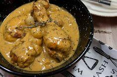 Muslitos de pollo a la antigua | Cocina