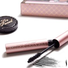 "Is there anyone who doesn't love @TooFaced Better Than Sex Mascara? Beauty Insider Holley08 says, ""I love the idea of mascara but hadn't found a brand that worked on my thin, short lashes until this. It's like magic on my eyes. Every time I wear it I get a compliment."""