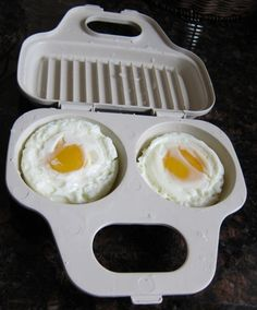 How To Cook Eggs In A Microwave Egg Poacher