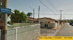 Rua Araçatuba, Catanduva - São Paulo