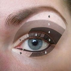 smokey-eye-how-to-where-to-apply-eyeshadow More