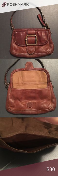 Banana Republic Wristlet Wristlet used a few times. Magnet flap in the front. Pocket on the inside. In really good condition. Banana Republic Bags Clutches & Wristlets