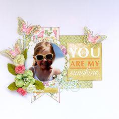 Echo Park Hello Spring Mini Kit by Susan Longman