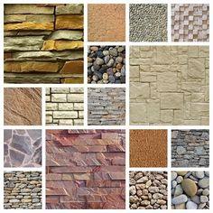 REVISTA DIGITAL APUNTES DE ARQUITECTURA: Arquitexturas Naturales - Acabados en piedra
