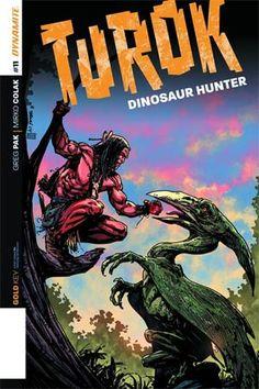 #Turok Dinosaur Hunter Vol 2 #11 Cover A Regular Bart Sears Cover - Midtown Comics