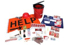 Earthquake Disaster Kit