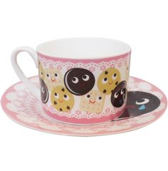 Heidi Kenney Cookies Limited Edition Cup & Saucer