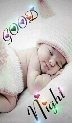 Cute Baby Good Night Images Free Download : night, images, download, Night, Ideas, Night,, Quotes,, Image