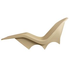 1stdibs - Sculpted Italian 1960's Fiberglass Chaise Lounge explore items from 1,700  global dealers at 1stdibs.com