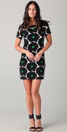 Diane von Furstenberg - Chioma Intarsia Knit Dress, $365.00