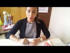 DIY: Aprenda a cobrir de forma FÁCIL tampa de potinho com biscuit/ Aula ...