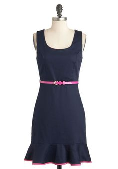 I wish i could try this on.. Best in the Biz Dress, #ModCloth