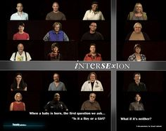 Intersexion is a heart-warming story of a group of intersex people society has never heard about. With a mix of laughter and tears they tell their stories.