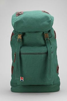All-Son Canvas Rucksack - Urban Outfitters ($24.00) -