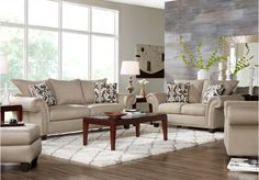 Picture Of Sofia Vergara Santa Barbara 2 Pc Sectional From