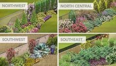 13 free garden design plans