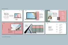 Enable Free Presentation Template Presentation Design, Presentation Templates, Free Powerpoint Presentations, Enabling, Free Design, Branding, Social Media, Graphic Design, Composition