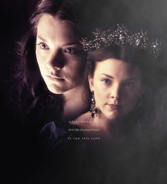 The Tudors----- Beautiful Anne,,, D.H.