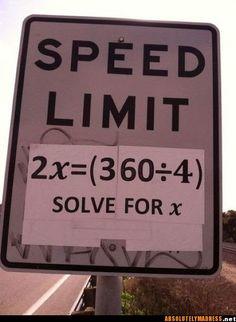 do your math...