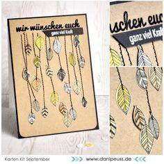 Trauerkarte von Reni mit dem September Kartenkit Addon von www.danipeuss.de #danipeuss #dpSeptemberkit15 #karte #cardmaking #BasicGrey
