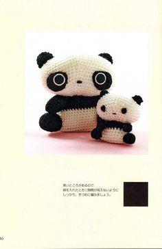 ISSUU - Rilakkuma and Cute Characters Amigurumi by viviana losoya
