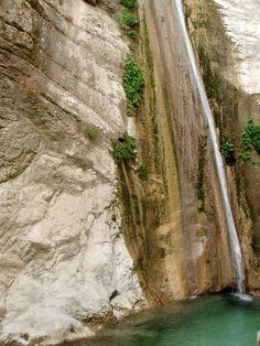 Wasserfall Lefkas