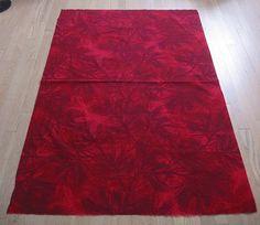 Marimekko Fabric Maija Isola Manty Pattern 62 x 41 inches