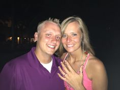 Congratulations to Matt and Brittany!!! So happy for such a lovely couple! Click to see the style or ing Matt proposed with!