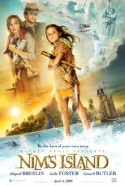Nim's Island (2008) Poster