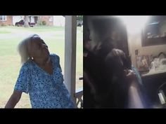 Muskogee Police Pepper Spray 84 Year Old Woman In Face For Asking A Question…