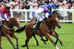 Prince Of Lir winning the Norfolk Stakes (Group 2)