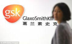 GlaxoSmithKline faces quiz over China bribes probe