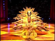 Danza Kuan Yin de las mil manos
