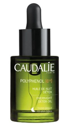 Caudalie Polyphenol+Vitamin C Tief reinigendes Nachtöl Caudalie 30€